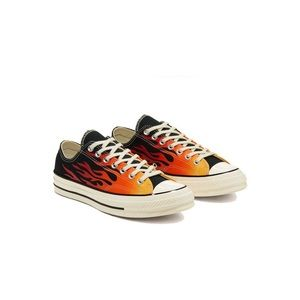 Converse Chuck 70 Low 'Archival Flame Print'